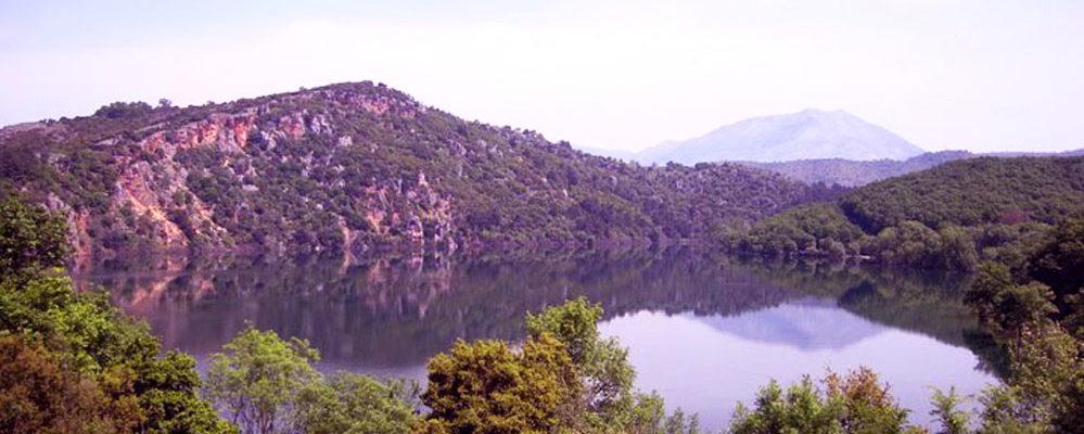 Λίμνη Ζηρού